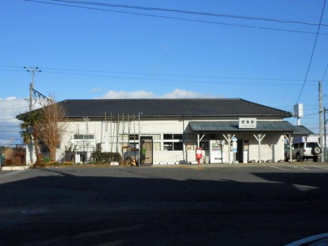 常磐線鹿島駅、日立木駅: N0320W...